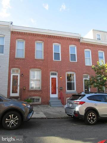 1442 Boyle Street, BALTIMORE, MD 21230 (#MDBA529680) :: The Redux Group