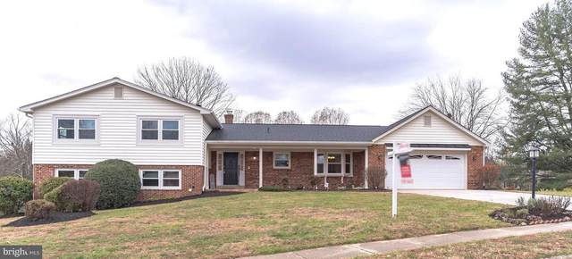 1420 Claves Court, VIENNA, VA 22182 (#VAFX1165604) :: Ram Bala Associates | Keller Williams Realty