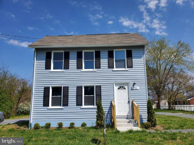 7553 Gumboro Road, PITTSVILLE, MD 21850 (#MDWC110592) :: BayShore Group of Northrop Realty