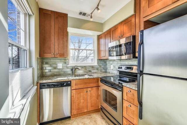 2105 N Scott Street #81, ARLINGTON, VA 22209 (#VAAR172510) :: Bic DeCaro & Associates