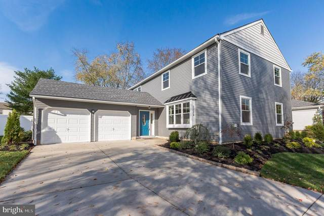 1324 Bunker Hill Drive, CHERRY HILL, NJ 08003 (#NJCD406822) :: Ramus Realty Group