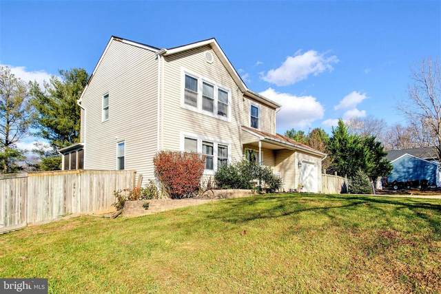 3 Mantle Court, STAFFORD, VA 22556 (#VAST227516) :: The Redux Group