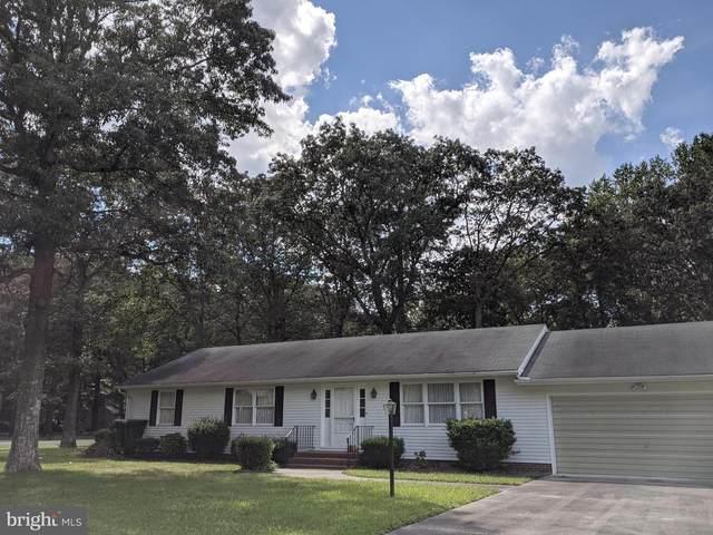 5934 Cumberland Drive, SALISBURY, MD 21804 (#MDWC110780) :: McClain-Williamson Realty, LLC.