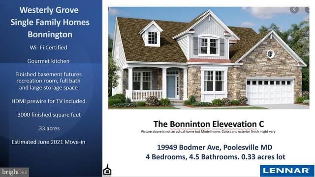 19949 Bodmer Avenue, POOLESVILLE, MD 20837 (#MDMC736574) :: Potomac Prestige