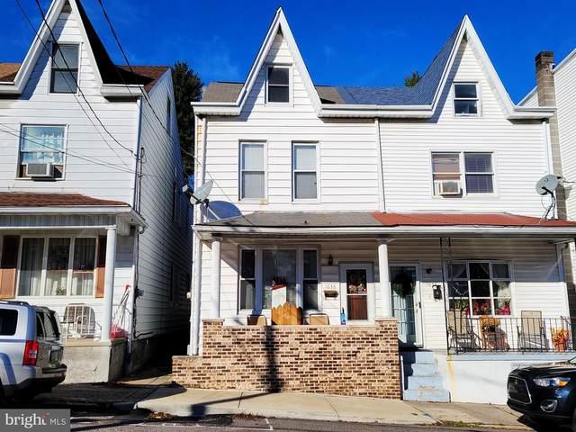 1636 West End Avenue, POTTSVILLE, PA 17901 (#PASK133568) :: The Joy Daniels Real Estate Group