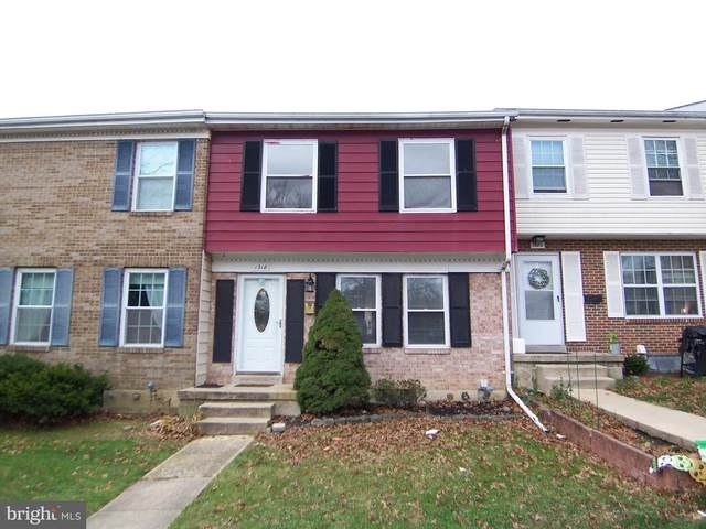 1318 Harford Square Drive, EDGEWOOD, MD 21040 (#MDHR254724) :: The Miller Team