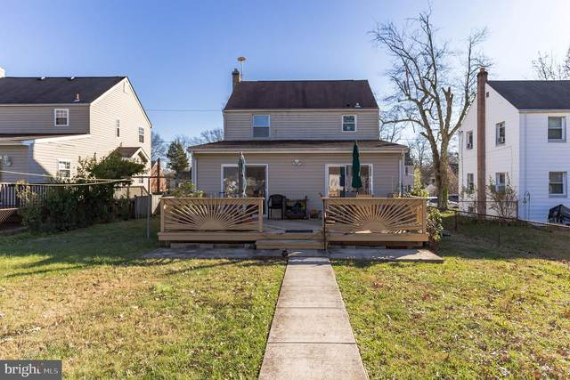 6116 Cabot Street, DISTRICT HEIGHTS, MD 20747 (#MDPG591076) :: Certificate Homes