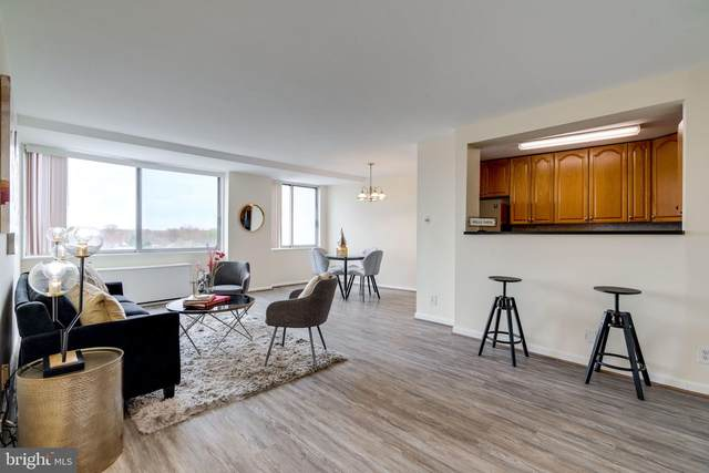 301 N Beauregard Street #711, ALEXANDRIA, VA 22312 (#VAAX254208) :: Fairfax Realty of Tysons