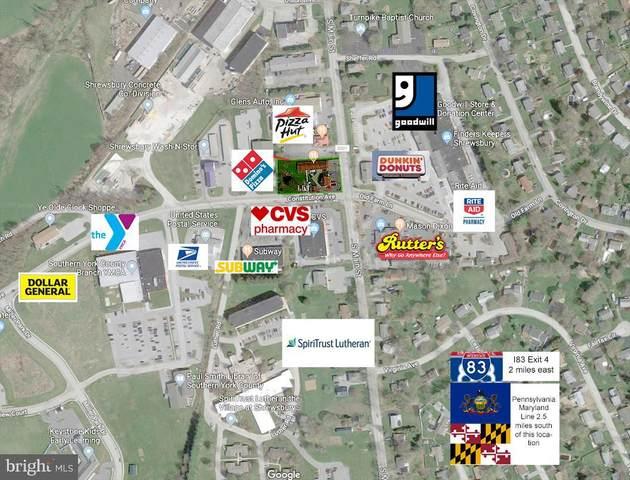 550 S Main Street, SHREWSBURY, PA 17361 (#PAYK150372) :: The Jim Powers Team