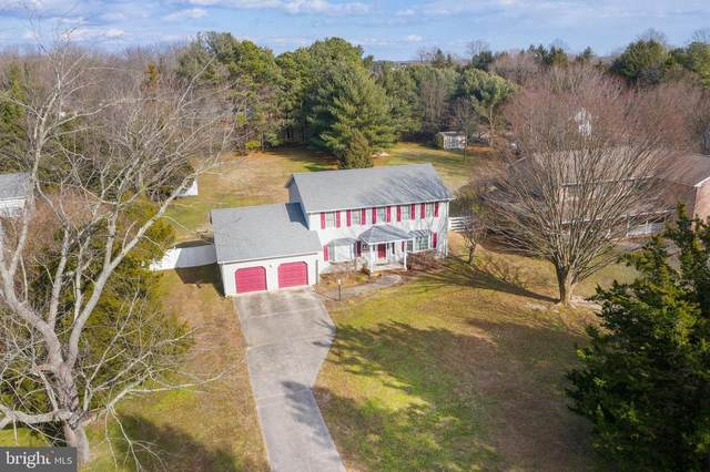 155 Captain Davis Drive, CAMDEN WYOMING, DE 19934 (#DEKT245374) :: CoastLine Realty