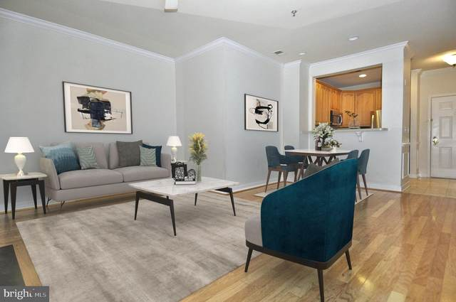 2310 14TH Street N #205, ARLINGTON, VA 22201 (#VAAR174238) :: Fairfax Realty of Tysons
