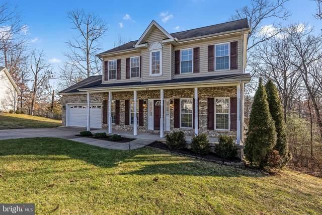 318 Asbury Road, WINCHESTER, VA 22602 (#VAFV161468) :: The Piano Home Group