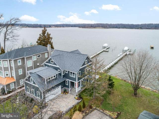 516 Bay View Point Drive, EDGEWATER, MD 21037 (#MDAA456042) :: LoCoMusings