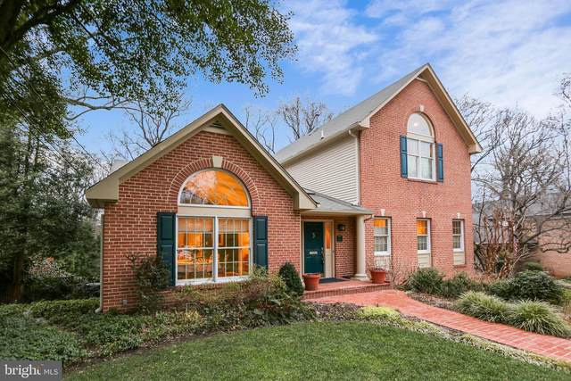 3411 Glenmoor Drive, CHEVY CHASE, MD 20815 (#MDMC740164) :: Advance Realty Bel Air, Inc