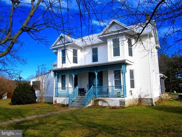 287 Old Bethel Road, EDINBURG, VA 22824 (#VASH121232) :: The Redux Group