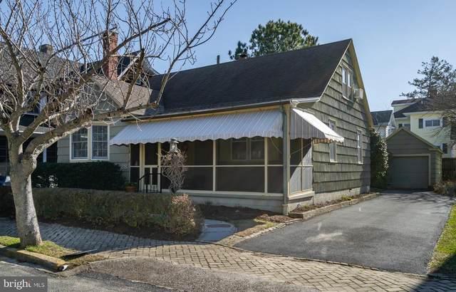 28 Virginia Avenue, REHOBOTH BEACH, DE 19971 (#DESU175572) :: Barrows and Associates
