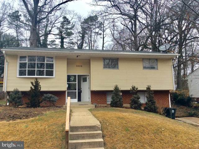 9226 Rolling View Drive, LANHAM, MD 20706 (#MDPG593430) :: John Lesniewski | RE/MAX United Real Estate