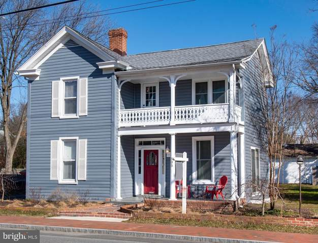 505 S Talbot Street, SAINT MICHAELS, MD 21663 (#MDTA140230) :: RE/MAX Coast and Country