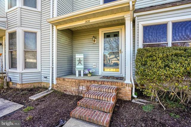305 Harbour Sound Drive, CHESTER, MD 21619 (#MDQA146596) :: Corner House Realty