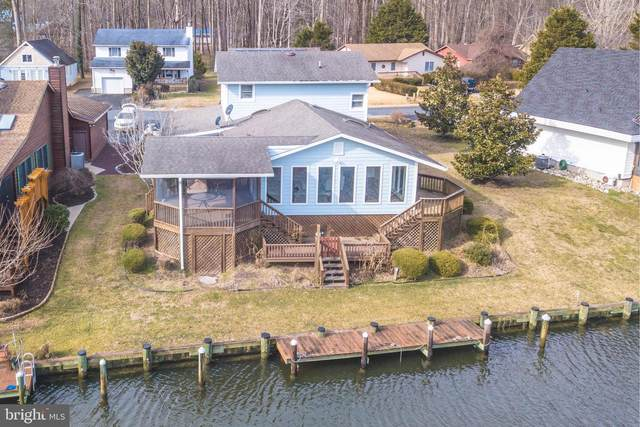 8 Crows Nest Lane, OCEAN PINES, MD 21811 (#MDWO119782) :: RE/MAX Coast and Country