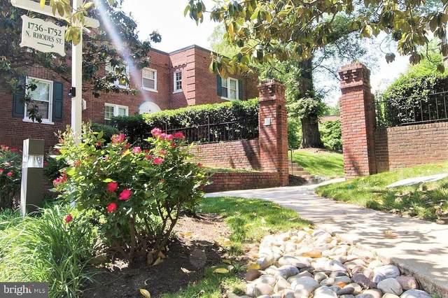 1742 N Rhodes Street 5-302, ARLINGTON, VA 22201 (#VAAR175778) :: Jacobs & Co. Real Estate