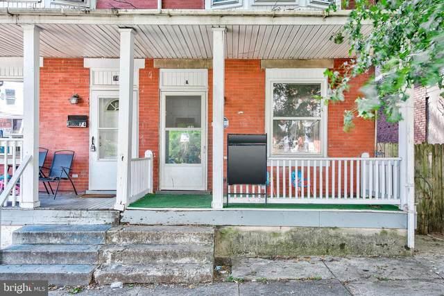 74A N 18TH Street, HARRISBURG, PA 17103 (#PADA129926) :: The Craig Hartranft Team, Berkshire Hathaway Homesale Realty