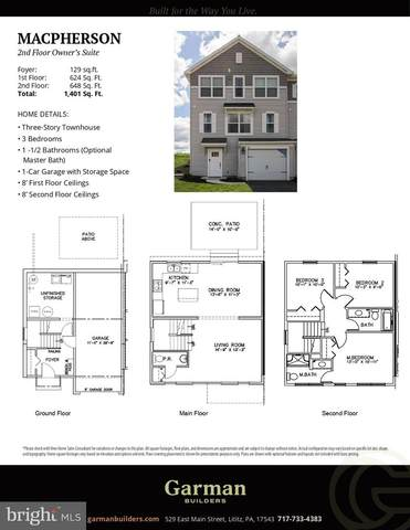432 Smokering Drive Lot 17, ROBESONIA, PA 19551 (#PABK373562) :: Tom Toole Sales Group at RE/MAX Main Line