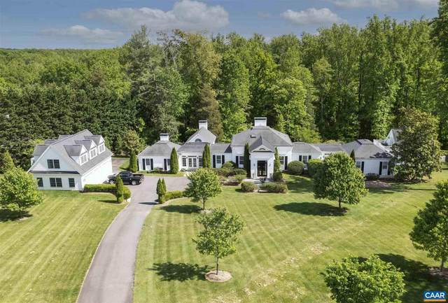 320 Farmington Drive, CHARLOTTESVILLE, VA 22901 (#606911) :: Blackwell Real Estate