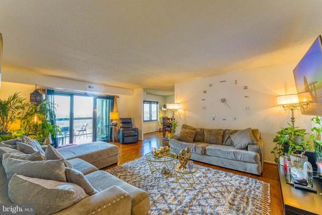 205 Yoakum Parkway #1112, ALEXANDRIA, VA 22304 (#VAAX256554) :: Colgan Real Estate
