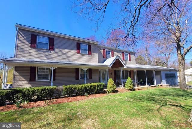 101 Gertrude Drive, CHALFONT, PA 18914 (#PABU521178) :: Linda Dale Real Estate Experts