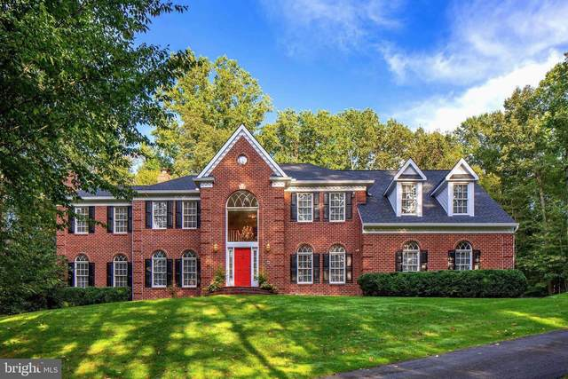 8411 Cathedral Forest Drive, FAIRFAX STATION, VA 22039 (#VAFX1183152) :: AJ Team Realty