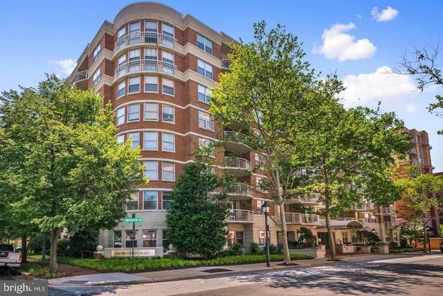 1200 Braddock Place #105, ALEXANDRIA, VA 22314 (#VAAX256712) :: Colgan Real Estate
