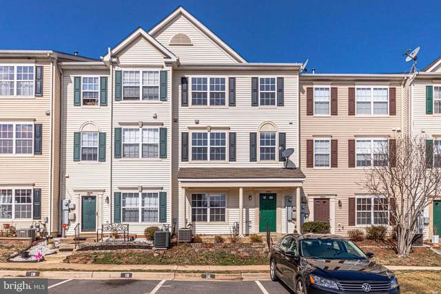 7406 Langholm Way, MANASSAS, VA 20109 (MLS #VAPW516132) :: Maryland Shore Living | Benson & Mangold Real Estate
