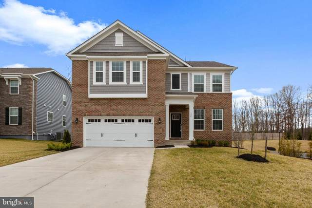 108 Zoe Way, STAFFORD, VA 22554 (#VAST229720) :: Crossman & Co. Real Estate