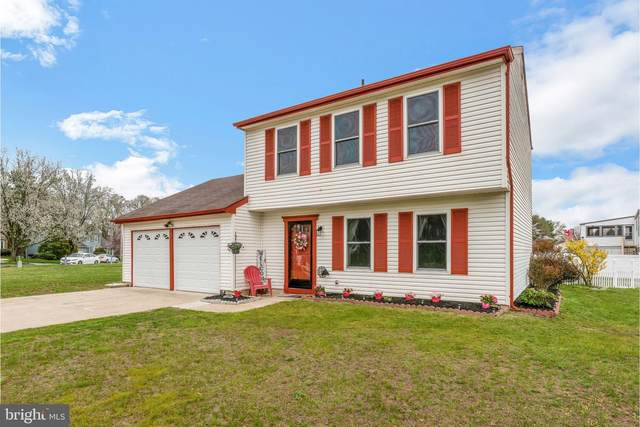 341 Colonial Drive, WENONAH, NJ 08090 (#NJGL272070) :: Holloway Real Estate Group