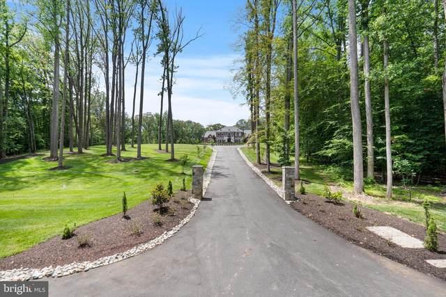 119 Clarks Run Road, GREAT FALLS, VA 22066 (#VAFX1184784) :: Shamrock Realty Group, Inc