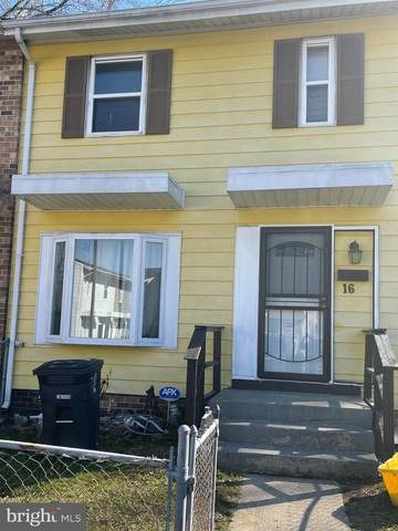 16 Daimler Drive #62, CAPITOL HEIGHTS, MD 20743 (#MDPG599182) :: John Lesniewski | RE/MAX United Real Estate