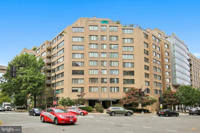 2201 L Street NW #804, WASHINGTON, DC 20037 (#DCDC511576) :: ExecuHome Realty