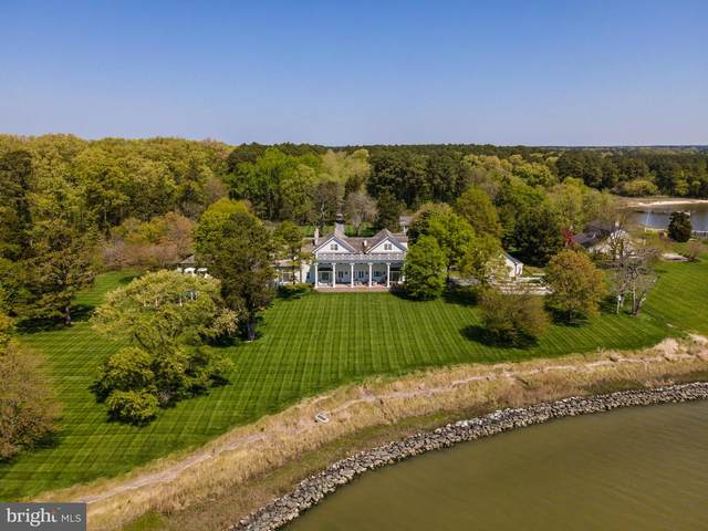5733 Pecks Point Road, EASTON, MD 21601 (#MDTA140612) :: Bright Home Group