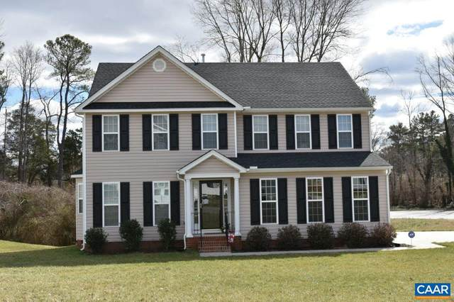 525 Pine Crest Dr Drive, TROY, VA 22974 (#614614) :: RE/MAX Cornerstone Realty