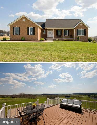 100 Pomme Circle, STEPHENS CITY, VA 22655 (#VAFV162870) :: Crossman & Co. Real Estate