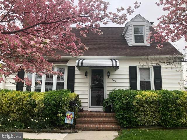 161 Kenwood Road, PASADENA, MD 21122 (#MDAA462714) :: Dart Homes