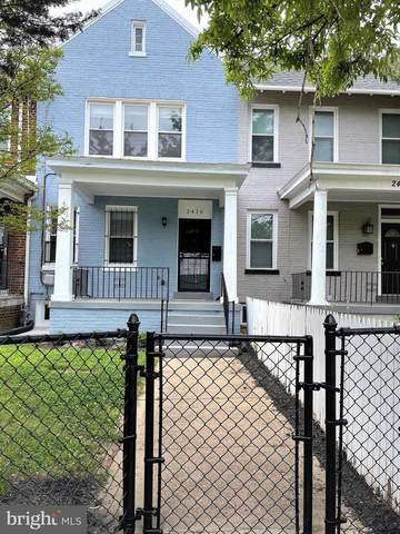 2416 10TH Street NE, WASHINGTON, DC 20018 (#DCDC514222) :: ExecuHome Realty