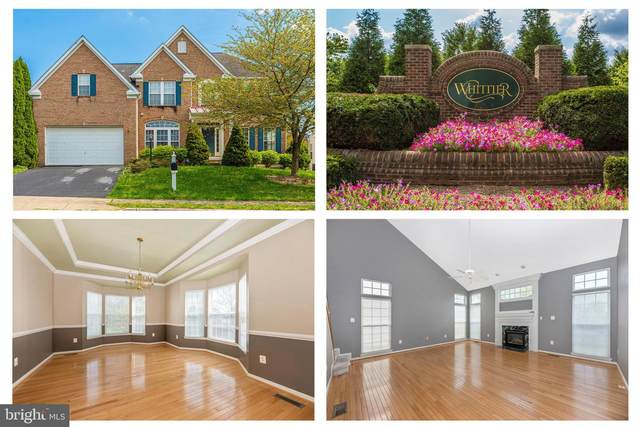 2103 Bear Creek Court, FREDERICK, MD 21702 (#MDFR279922) :: ExecuHome Realty