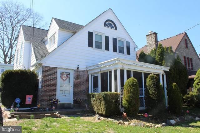 924 Alexander Avenue, DREXEL HILL, PA 19026 (#PADE542470) :: The Mike Coleman Team