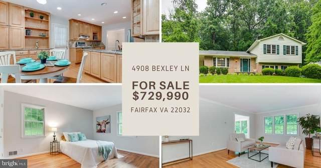4908 Bexley Lane, FAIRFAX, VA 22032 (#VAFX1191770) :: The Piano Home Group