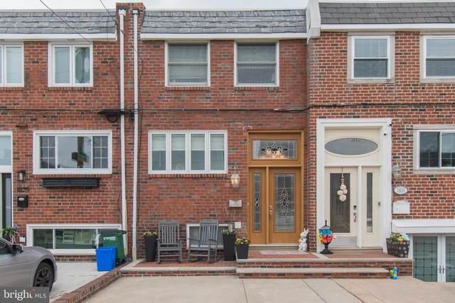 1837 Forrestal Street, PHILADELPHIA, PA 19145 (#PAPH1004314) :: Ramus Realty Group