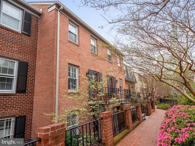1614 Belmont Street NW B, WASHINGTON, DC 20009 (#DCDC515824) :: Crossman & Co. Real Estate
