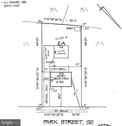 923 Park Street SE, VIENNA, VA 22180 (#VAFX1192070) :: Pearson Smith Realty