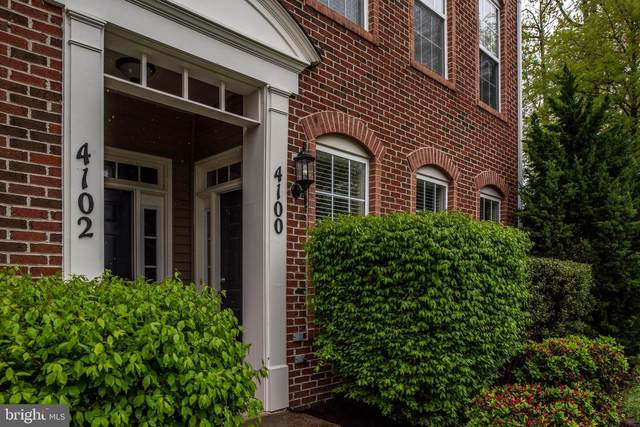 4100 Potomac Highlands Circle, TRIANGLE, VA 22172 (#VAPW519480) :: Ram Bala Associates | Keller Williams Realty